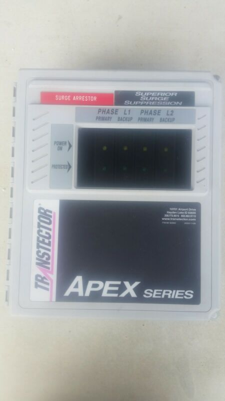 Transtector APEX Series Surge Protector