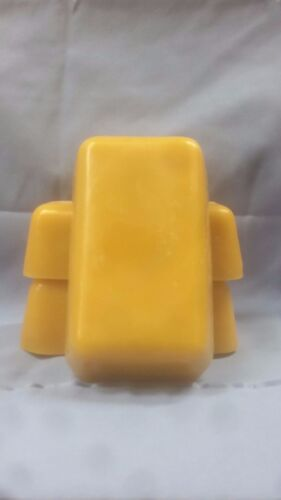 7 1 Pound Bees Wax  Blocks of 100 Percent Pure Triple Filtered Beeswax