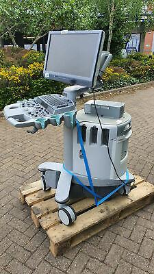 2016 Siemens Acuson S1000 Helx Evolution Ultrasound 2 Probes 10v4 14l5 Sp
