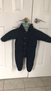 Kids snowsuit 3-6 month