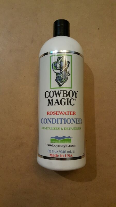 Cowboy Magic Equine Rosewater Conditioner 32oz
