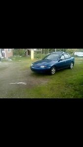 2003 Chevy Cavalier For Sale inspected over a year $1500obo