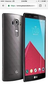 LG 4 cell phone