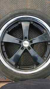 "Starcorp 20"" rims and tyres suit Ford Territory Falcon Winkie Berri Area Preview"