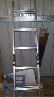 Assorted ladders each