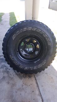 Tyre 285/75r16