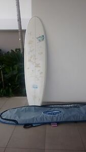 8 month old surf board, great condition, with cover Broadbeach Waters Gold Coast City Preview