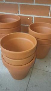 Buy 2 get 1 free- 17 cm Terracotta Pot Plants Liverpool Liverpool Area Preview