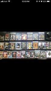 PS2 & PSP Video Games