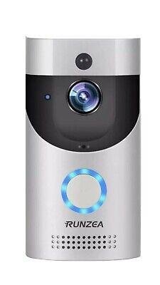 Low Power Smart WiFi Video Doorbell, Model: B30 Runzea