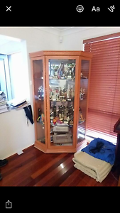 Trophy cabinet Campbelltown Campbelltown Area Preview