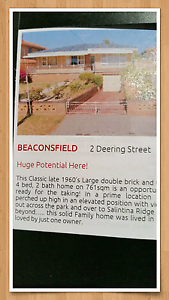 Large classic 60's home! Beaconsfield Fremantle Area Preview
