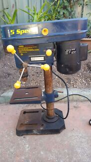 GMC Drill Press Sydenham Marrickville Area Preview
