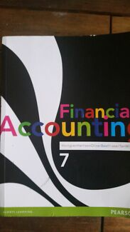 Financial Accounting 7th edition Varsity Lakes Gold Coast South Preview