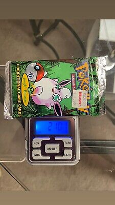 Pokemon 1st Edition Jungle Booster Pack Sealed