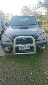 2005 Hyundai Terracan Diesel Automatic  Crows Nest Toowoomba Surrounds Preview