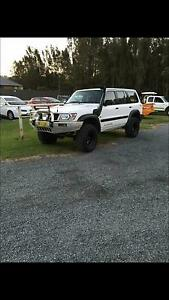 1999 Nissan Patrol Wagon Tuncurry Great Lakes Area Preview