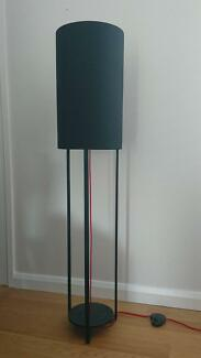 Black floor lamp - Freedom
