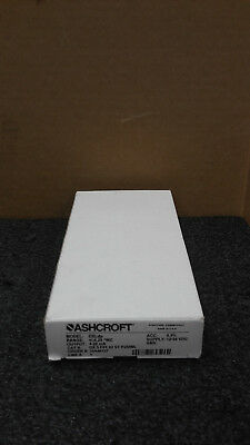 Ashcroft Dxldp Differential Pressure Transmitter