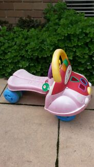 Fisher Price car Gladstone Park Hume Area Preview