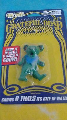 - Grateful Dead Green Dancing Bear Grow Toy - Grows 6 Times It's Size in Water