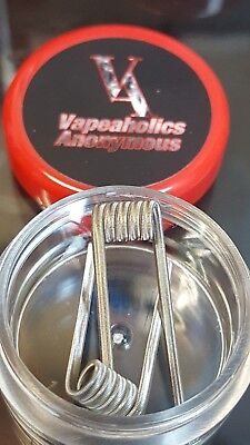 N90 Nichrome 90 Wire Handmade Alien Coils 3x26gn90 Rta Rda Rba