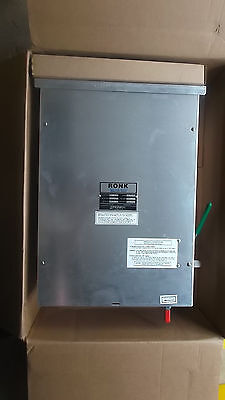 Double Throw 400 Amp Generator Transfer Switch Ronk 7416