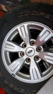 Ford Ranger XLT Wheels Rapid Creek Darwin City Preview