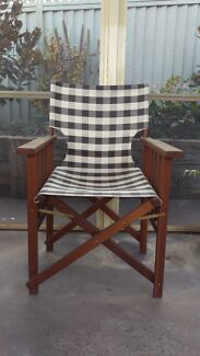 8x Deck Chairs