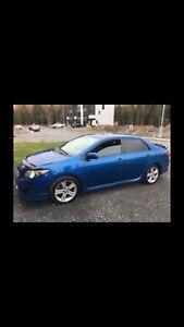 Toyota Corolla XRS Manuelle Bleu