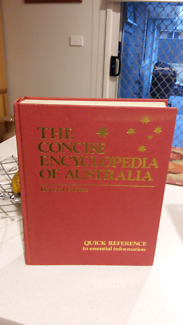 Concise Cncyclopedia of Australia
