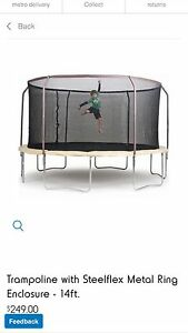 Trampoline Brookwater Ipswich City Preview