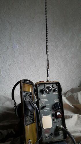 Soviet military radio R-105 D