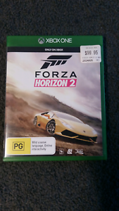 xbox one game Forza Horizon2 Battery Point Hobart City Preview