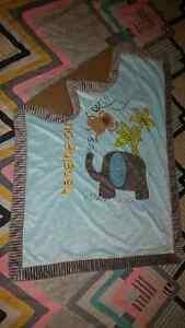 Baby blanket Burton Salisbury Area Preview