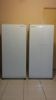 Twin Fisher & Paykel Fridge Freezer Palmwoods Maroochydore Area Preview
