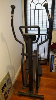 Used elliptical/cross trainer for sale - entry level model Leichhardt Leichhardt Area Preview