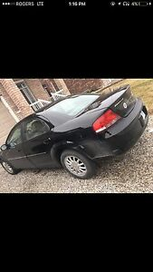 Mint condition Chrysler Sebring low kms