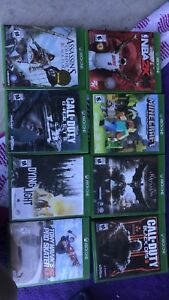 Xbox n ps4 games