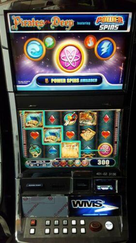 Williams WMS BB2 Slot Machine Pirates of the Deep