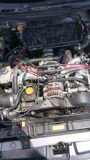 Subaru impreza 98 wrx complete engine