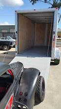 Enclosed USA Trailer Ramp Rear Door Clontarf Redcliffe Area Preview