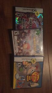 3 games for DS
