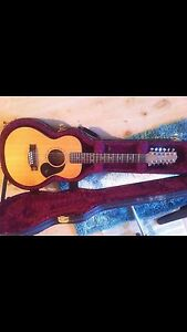 Maton Mini 12 String Guitar Cowra Cowra Area Preview