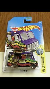 Looking for hot wheels taco truck.