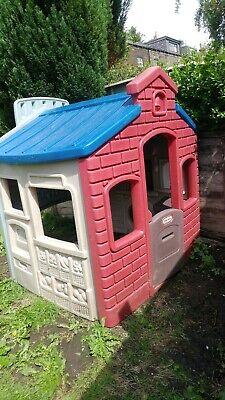 Little Tikes Nature Outdoor Playhouse Playden
