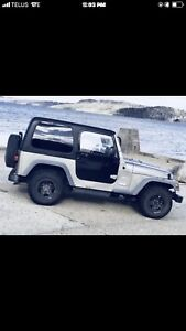 Looking for offer 2004 Jeep TJ