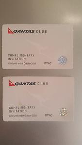 2 x Qantas Club Complimentary Passes Echuca Campaspe Area Preview
