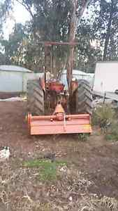 Tractor Mercy Ferguson 65 Badger Creek Yarra Ranges Preview