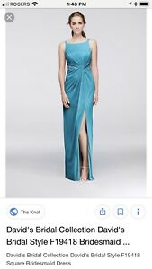 2 Bridesmaid or Prom Dresses - BRAND NEW